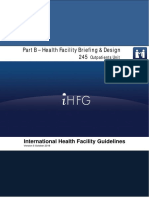 Outpatients Unit - Guideline Section - International Health Facility Guidelines