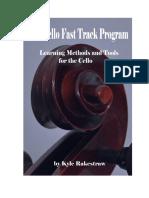 eBook CelloFastTrack
