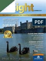 Borough Insight Summer 2019