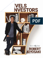 Robert Kiyosaki- 7  Levels of investors