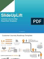Customer Journey Map PowerPoint Templates