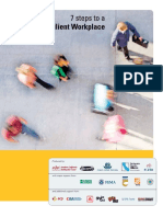 7 Steps to a Disaster Resilient Workplace