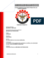 Progrmamacion Mecanica de Produccion Iestp Ffaa