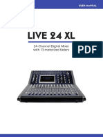 AudioLab live 24 consola digital