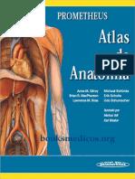 Prometheus Atlas Anatomía