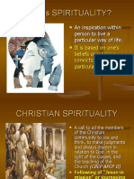 What is Spirituality(17)
