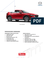 Mazda Cx5 Mt 2.0 2wd Gs Core New Ft