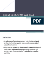 Buisness process maping