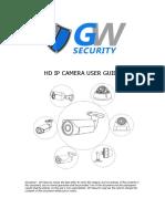 GW IP Camera User Guide 20170525 Sunny Modified