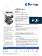 Perkins 400 Series 403D-11