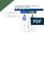 FIBA WORLDCUP 2019