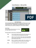 Pro Tools Data