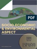 May 19 - Socio and Environment