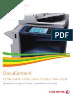 Brosur Fuji Xerox 4476 5576 6676
