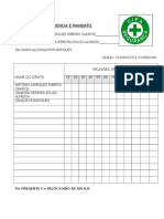 Controle de Freqüência e Mandato - 03555 [ E 1 ]