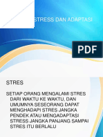 Konsep Stress Dan Adaptasi