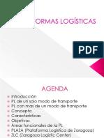 plataformas logisticas