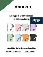 Módulo 1. Lengua