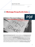 Whatsappgroupinvitelink.net-Motivation Whatsapp Group Links