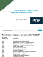 Capacitacion Torno CNC
