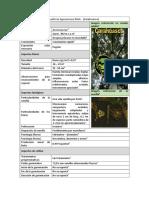 Ficha N° 15 Guatteria hyposericea Diel (Carahuasca)