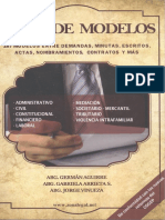 LIBRO DE MODELOS DE DEMANDAS