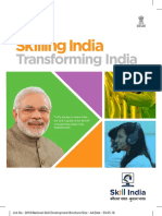 Skill India Brochure