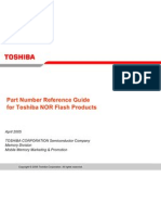 Nor Part Number Guide e