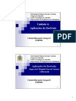 Unidade 4_Aplicações Da Derivada_moodle