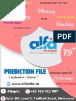 ALFA's PTE Prediction File (September - October 2019).pdf