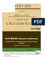 2019 annual conference agenda booklet final