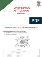 Clase 4_Plan Operativo Institucional