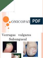 onicopatias 5