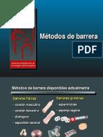 Anticonceptivos de Barrera 2019