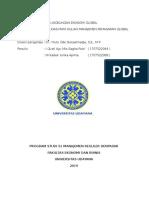 """( KELOMPOK 2 ) Paper Materi """"Lingkungan Ekonomi Global"""""""