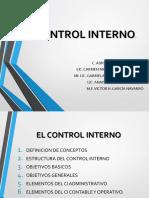 Control Interno - Planeacion de Aud - 260719