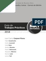 Cuadernillo Trabajos Prácticos 2018