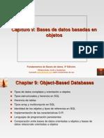 Bases de datos basadas en objetos