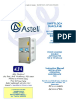 Astell Duaclave Douboe Autoclave Operation Manua