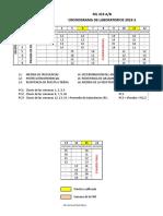 ML313 CRONOGRAMA 20192