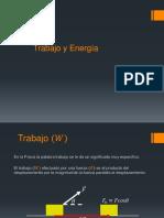 Trabajo - Energía.pptx