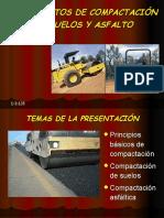 Fundamentos de Compactación en Suelos y Asfalto