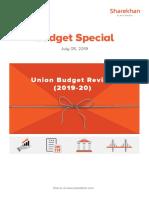union budget review