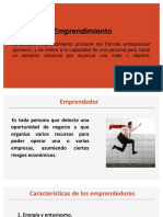 Emprendimiento. diapositivas 1