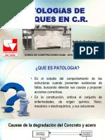 patologia de tanques de C.R.