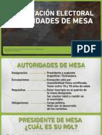 Autoridades de Mesa- capacitación - Elecciones 2019.pdf