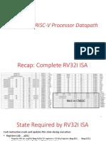 7. Datapath - Single Cycle RISCVTập tin.pptx