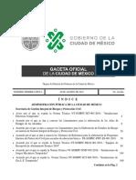 Terminos de Referencia para APIPC 2019