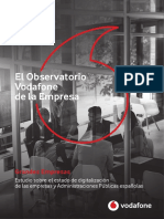 InformedeDigitalizacion Corporate VodafoneEmpresas