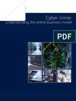 Cybercrime Understanding the Online Business Model (NCSC)